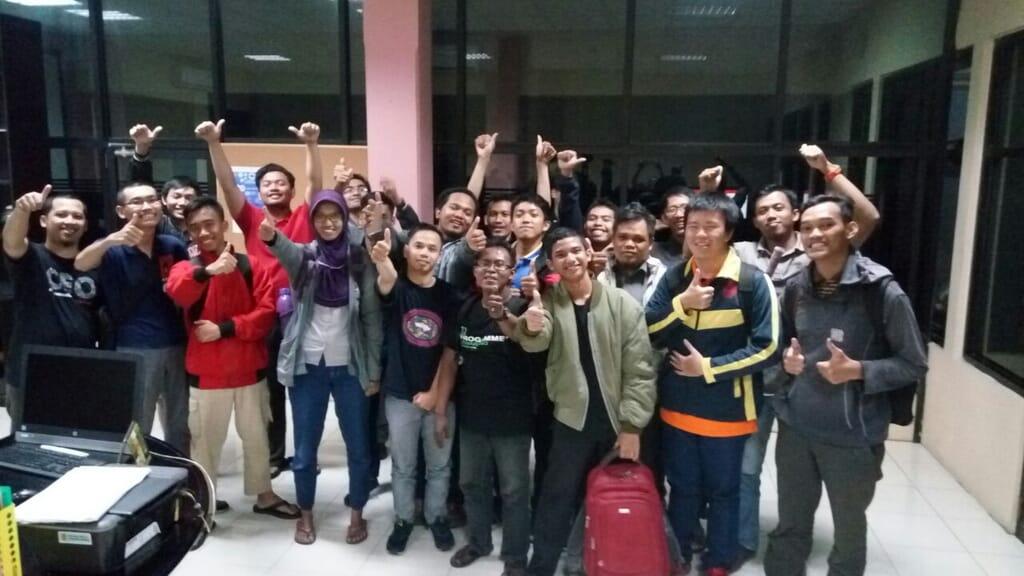 "Kopdar #19 ""The Power Of wordpress"" Programmer Semarang"