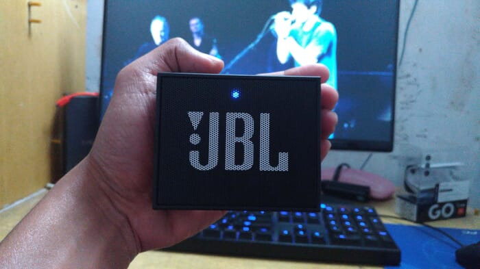 Review Speaker JBL GO & Test Audio Indonesia