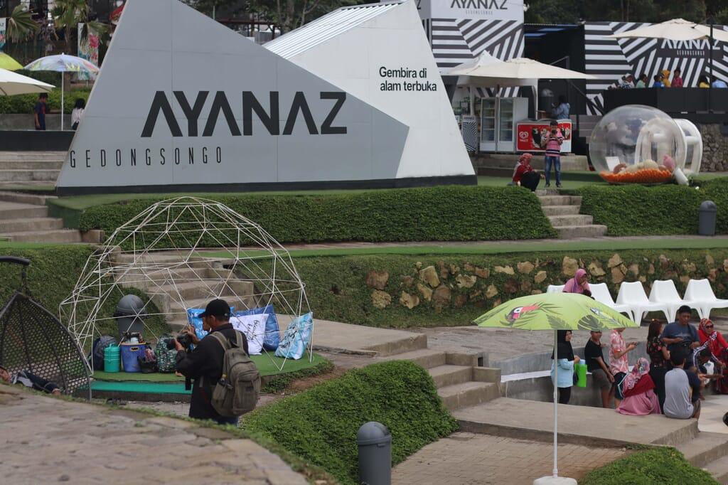Review Ayana Gedong Songo tempat yang cocok untuk liburan