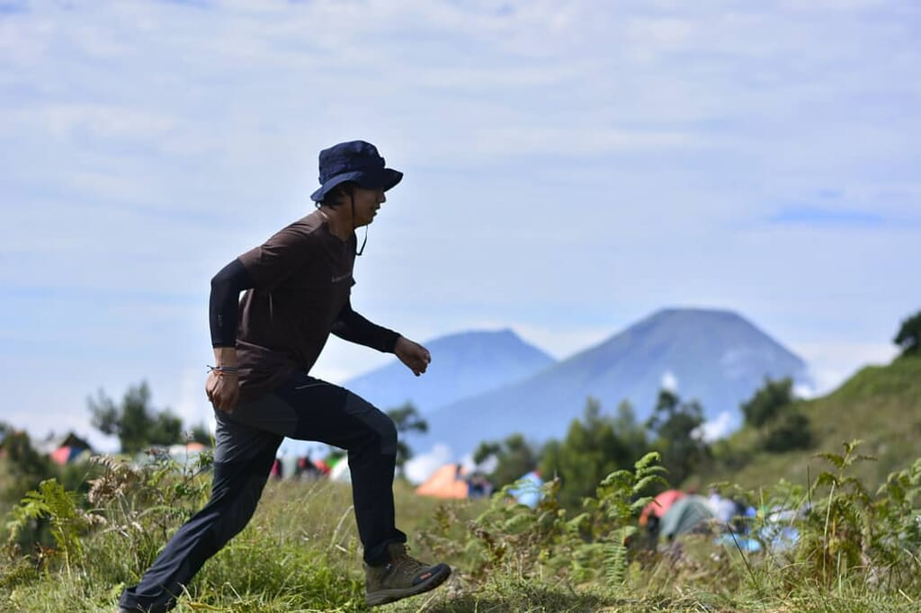 Pendakian Gunung Prau Bikin Rindu