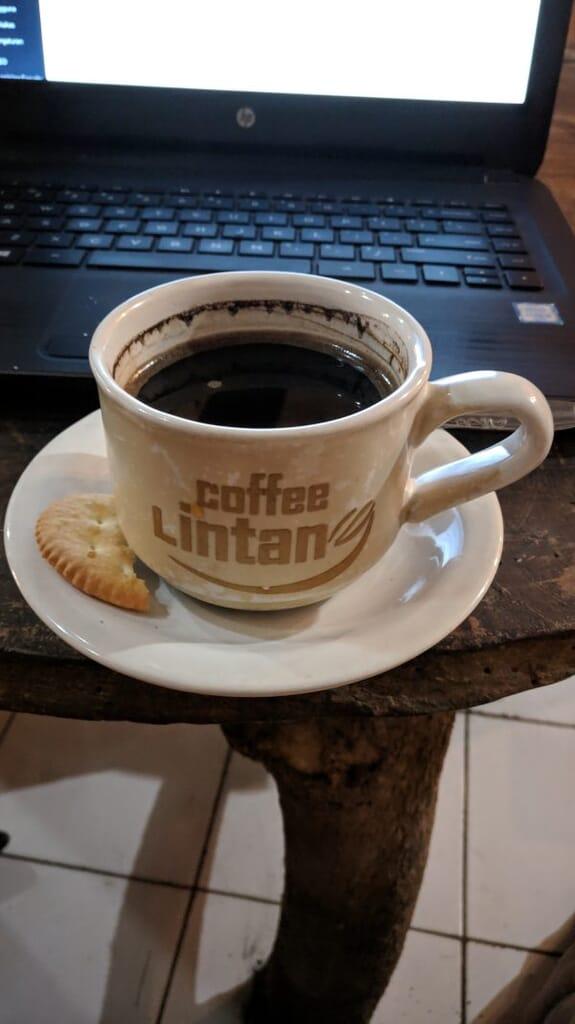 Review kafe Lintang Coffee, Murah dan Nyaman