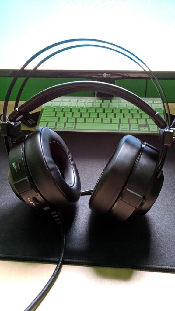 Review headset Rexus Thundervox HX10 & Test Audio Indonesia