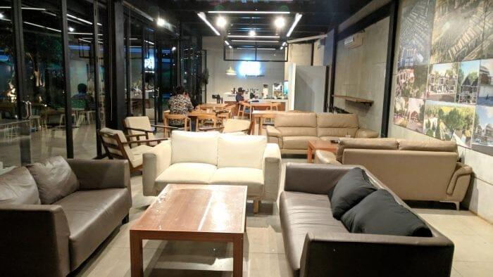 Review Kafe Kopi Prabu & Pool