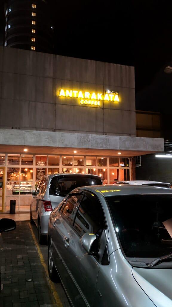 Review AntaraKata Coffee