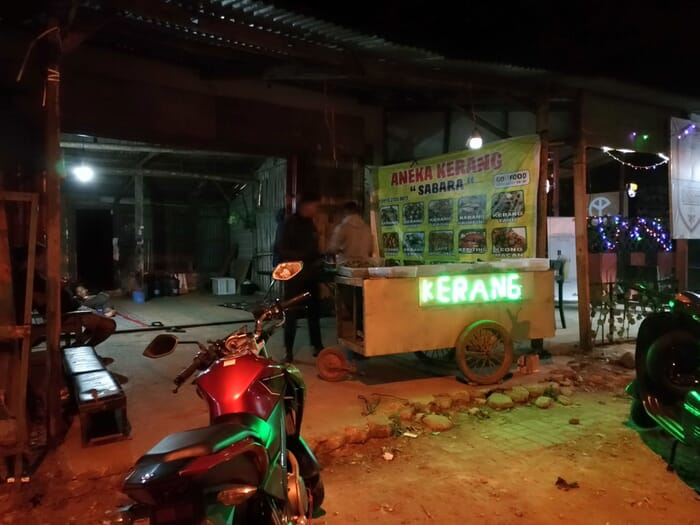 Review Kuliner seafood Aneka Kerang Sabara
