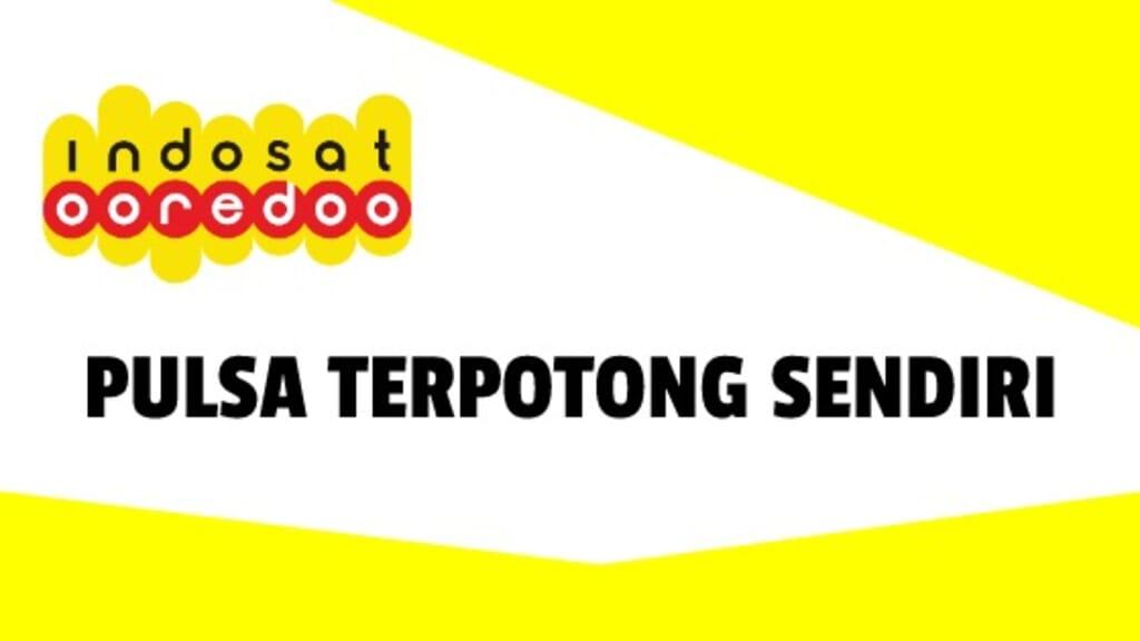 Pulsa Terpotong Setelah isi ulang pulsa! Dear Indosat Ooredoo