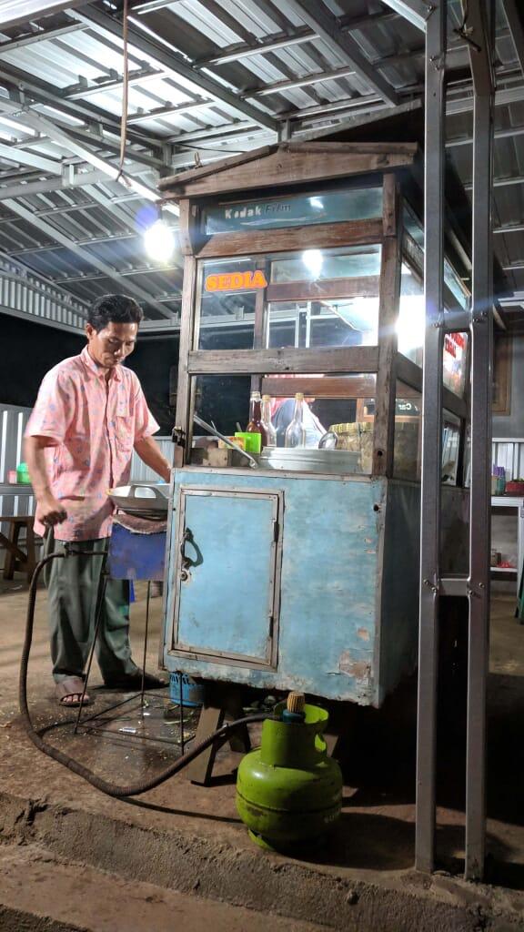 Nasi Goreng Tegal Enak dan Murah Di Mijen Semarang, Cuma 10 Ribu