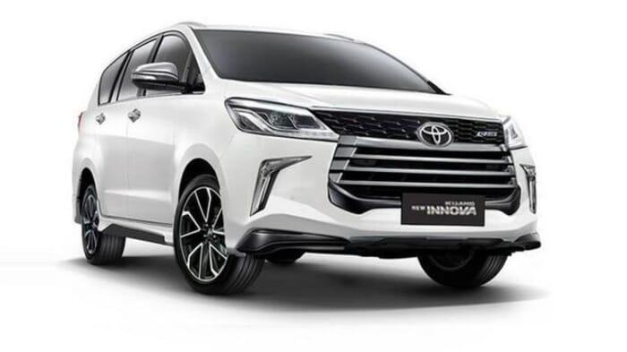 Toyota Innova terbaru 2020 harga, spesifikasi